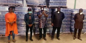 Seven-Up boosts Nigerias Covid-19 effort with donation to food relief projects - Businessday NG