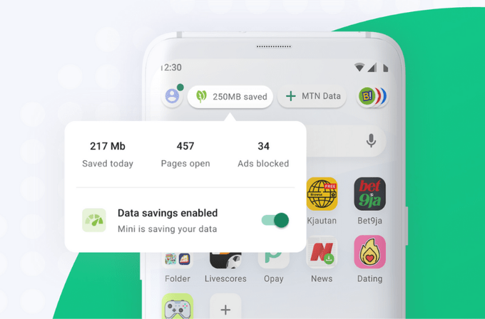 Opera launches new design with data-saving Mini update - Businessday NG