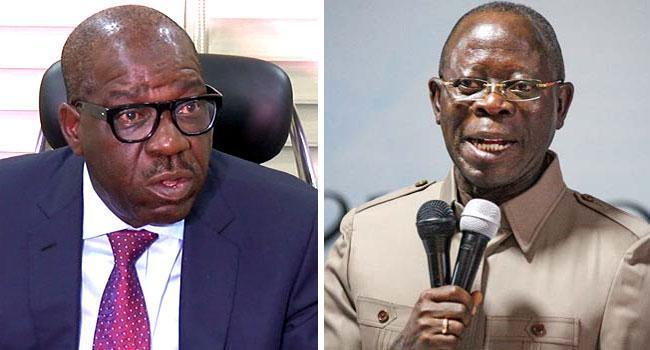 Steer clear of Edo APC primaries, Obaseki tells Oshiomhole - Businessday NG