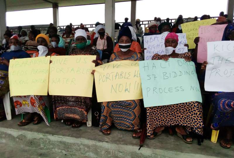 Crisis looms in oil & gas industry as Delta communities protest ...