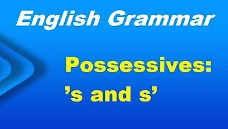 'S' in English grammar - Businessday NG