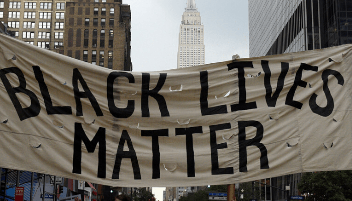 Black Lives Matter: How CSR occurs when a communitys cause crosses many corporates -