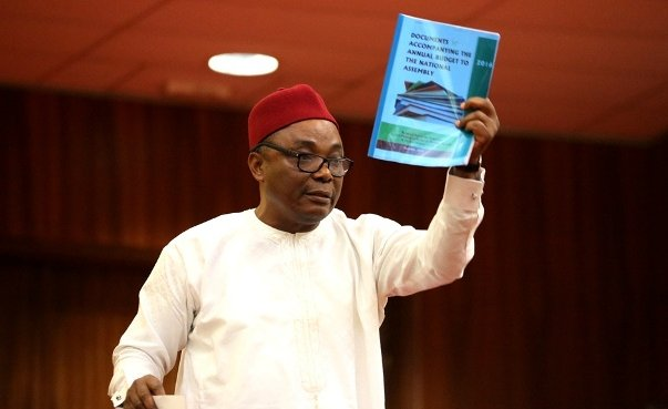 N2.5 billion refund: Senator Nwaboshi denies receiving letter from NDDC