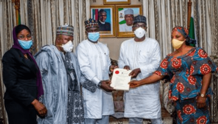 Kwara Governor signs violence against persons bill into law