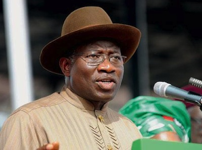 President Goodluck Jonathan suspends Sanusi Lamido Sanusi's because his tenure has been characterized by various acts of financial recklessness and misconduct which are inconsistent with the administration's vision of a Central Bank