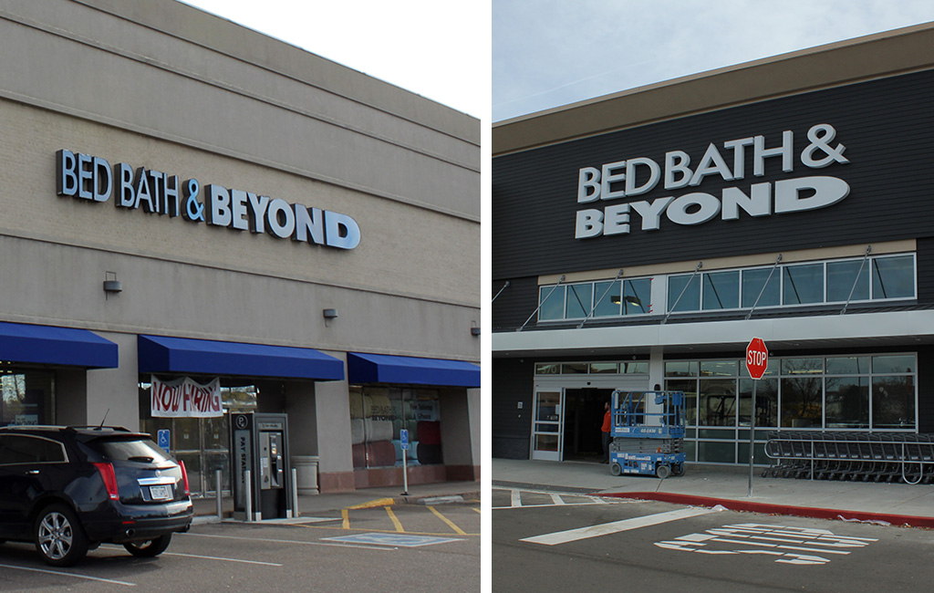 Bed Bath and Beyond makes its move  BusinessDen