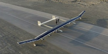 Chaina s new solar powered drone - The new great solar drone of China reaches 20,000 meters in altitude