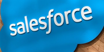 salesforce logo sign1 1920 - Salesforce buys MuleSoft and adds an Integration Cloud