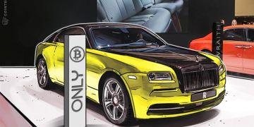 725 Ly9jb2ludGVsZWdyYXBoLmNvbS9zdG9yYWdlL3VwbG9hZHMvdmlldy81ZjRmZGI5ZGZmYTdjMjJkYTU0YzRkN2MzMDI4YjIxOC5qcGc= - Rolls-Royce for Sale - Owner Wants Bitcoin