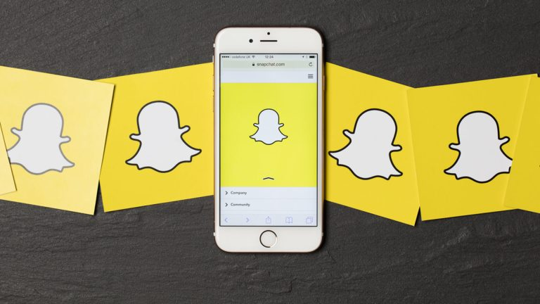 snapchat logos iphone1 ss 1920 - Snapchat opens its advertising API to all