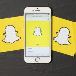 snapchat logos iphone1 ss 1920 - News Salon Salon gives users the choice to see commercials or encrypt mines to support the company
