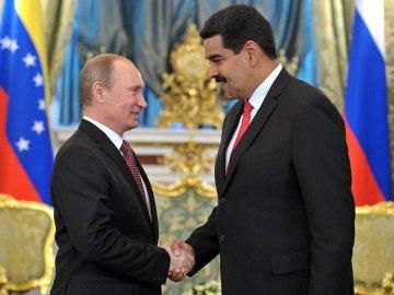 "Putin Maduro - Russia ""secretly"" helped Venezuela to launch the Crypto Petro State: Report"