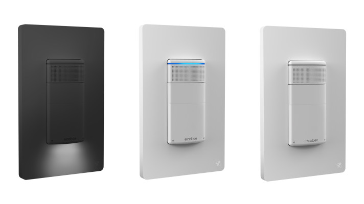 ecobee switch - Ecobee's new voice-activated lighting switch approaches the entire house Alexa