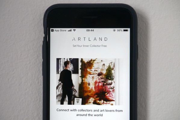p1050914 - Artland closes a $ 1 million seed for its social art market