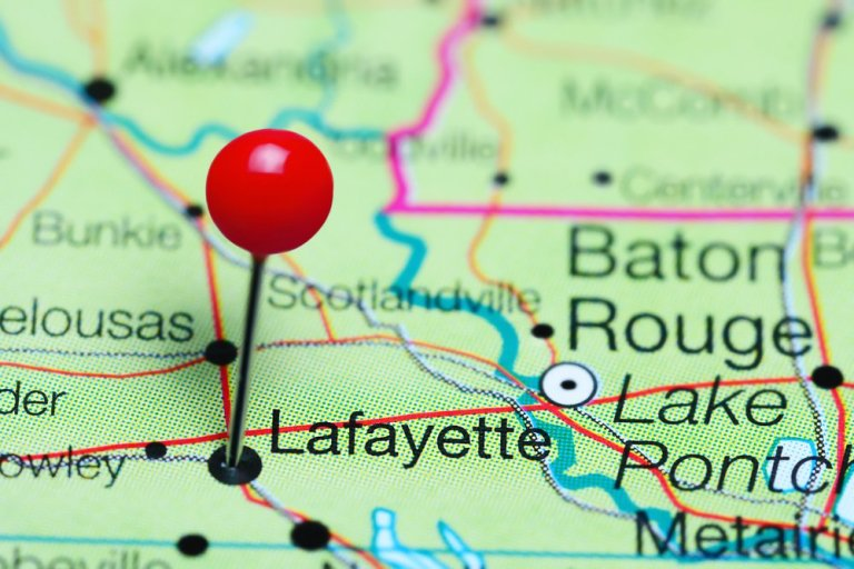 Lafayette - OIC Relief: The City of Louisiana considers its own cryptocurrency to face funding problems