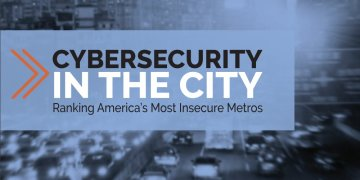 Cybersecurity - Las Vegas, Memphis and Charlotte are the least cyber-secure cities for small businesses, according to a report