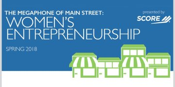 Score - Women entrepreneurs are more likely to launch health care or education businesses