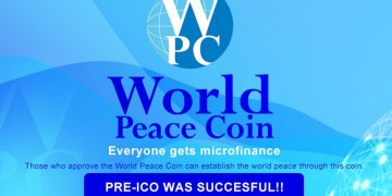 WPCPR4 - Blockchain and AI to help developing countries: WorldPeaceCoin