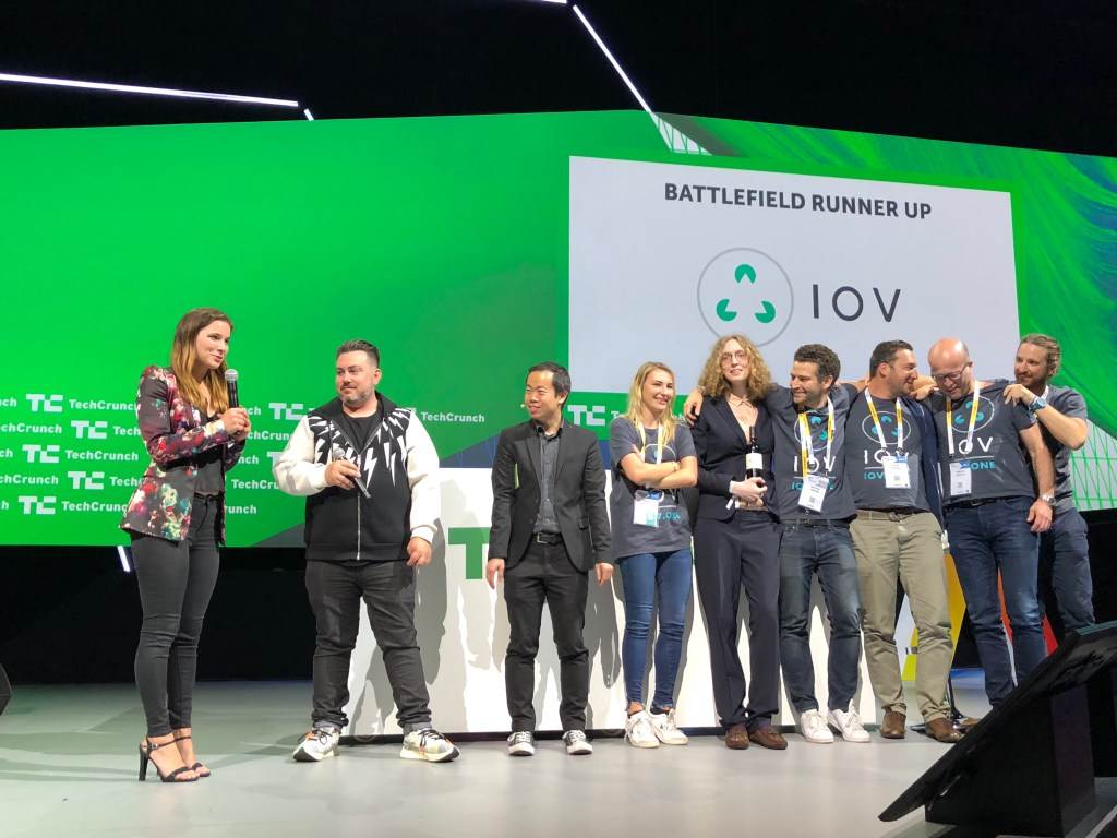 and the winner of startup battlefield europe at vivatech is wingly - And the winner of Startup Battlefield Europe at VivaTech is ... Wingly