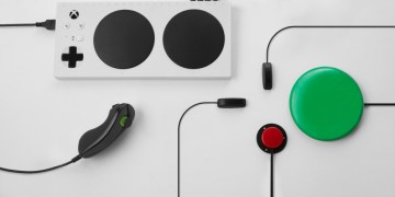 cords 1920 - Microsoft Xbox Adaptive Controller is an inspiring example of inclusive design