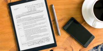 sonydigitalpaper producthero tabletop rgb hr - Sony reduces its digital paper tablet to 10 inches