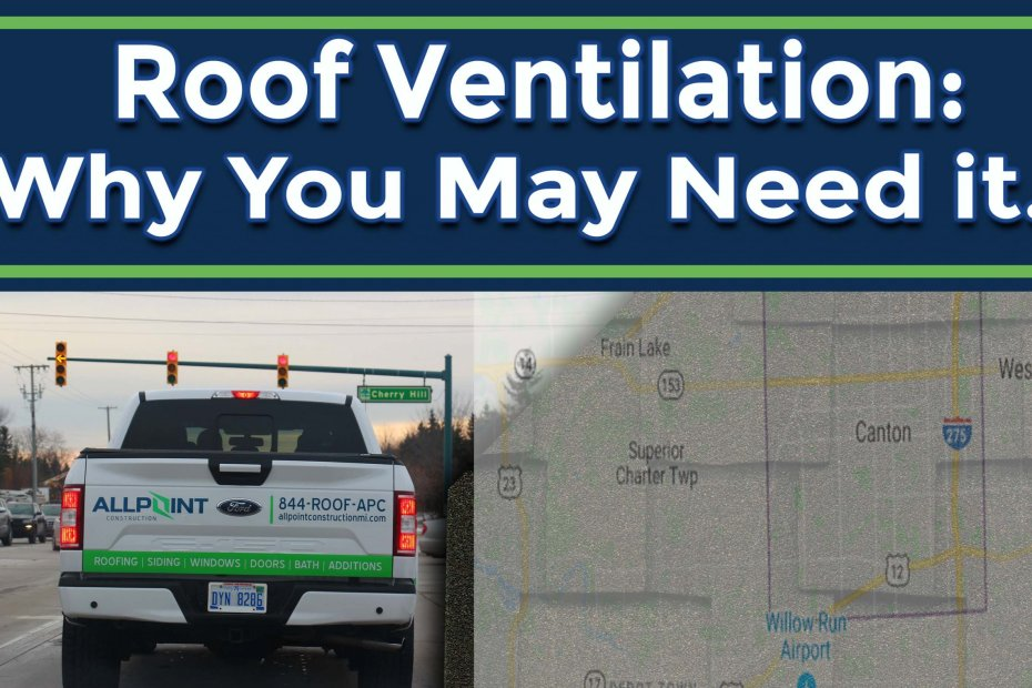 Roof Ventilation Why You May Need it in Your Home