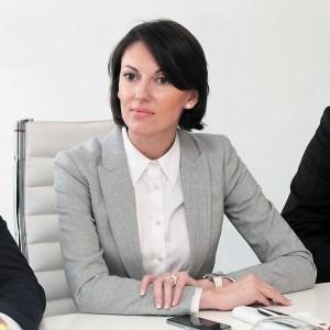 Ирина БАБЮК, председатель Комитета по инвестициям Санкт-Петербурга