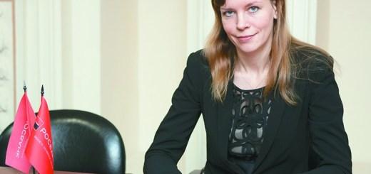 Алла Артеменко, директор территориального офиса Росбанка в Санкт-Петербурге