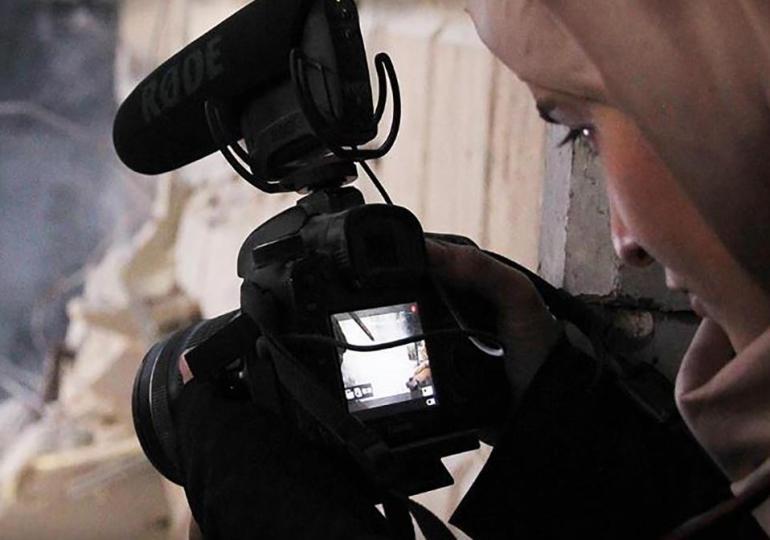 For Sama wins Best European Doc at European Film Awards