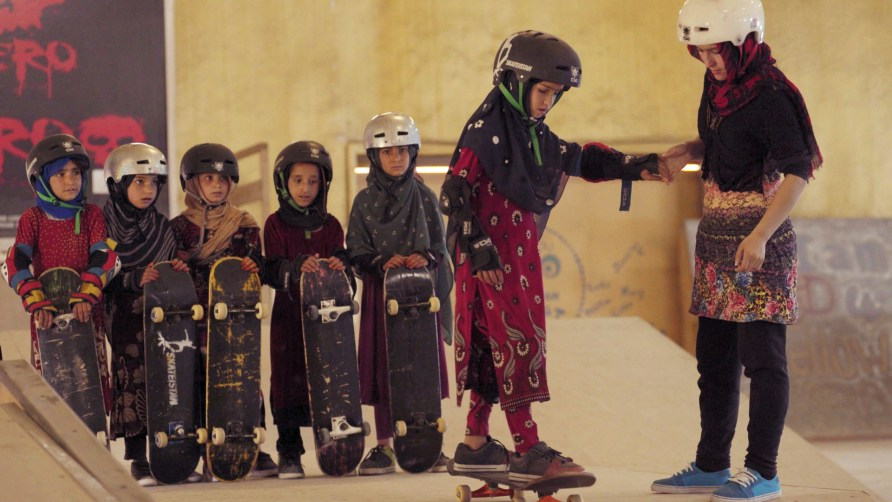 Oscar Short Doc winner: Learning to Skateboard in a Warzone (If You're A Girl) by Carol Dysinger