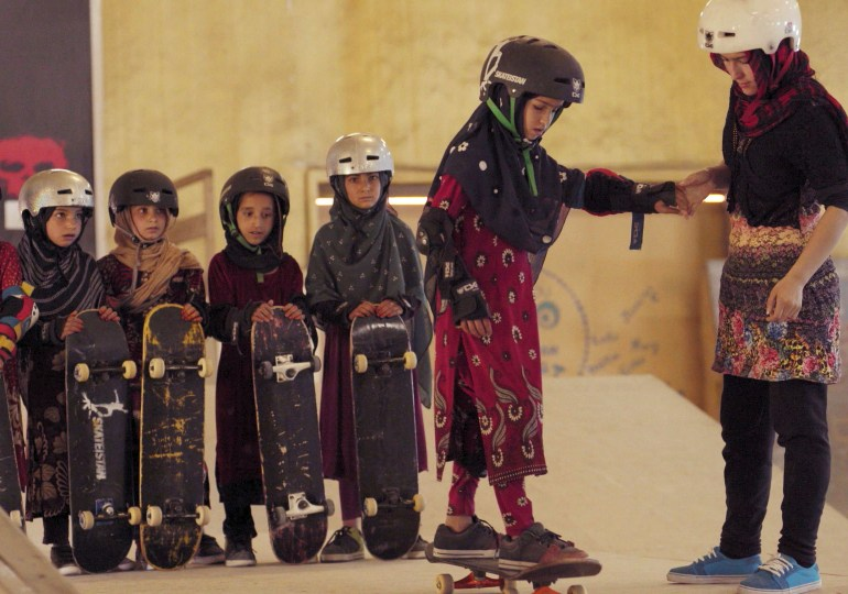 UK's Learning to Skateboard... wins Oscar for Best Short Doc