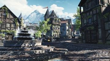 The Elder Scrolls Blades Town