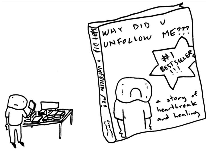 Here's why 100,000 people unfollowed me on Twitter
