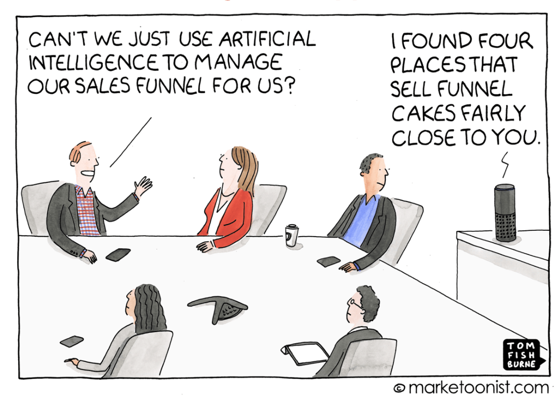 The future of humor in marketing with The Marketoonist