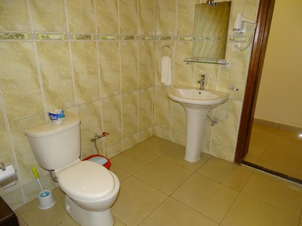 Rubangura Luxury Apartments Icasa 2019 Accommodation