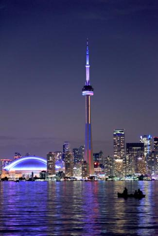 cn-tower-skyline-nighttime