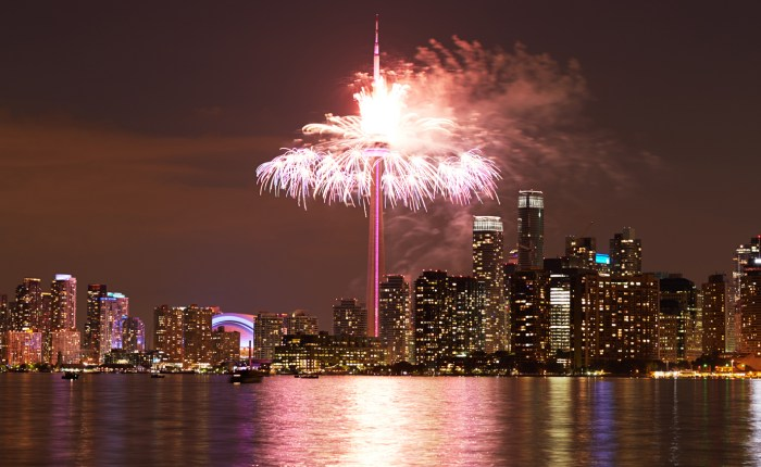 A RECORD YEAR FOR TORONTO!