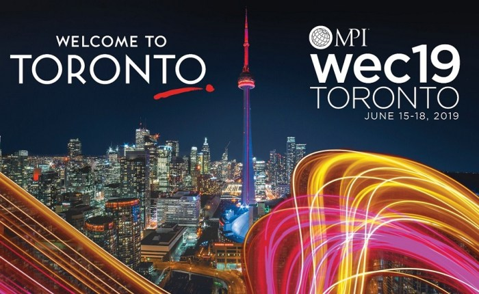 MPI WEC19 ARRIVES IN CANADA'S DOWNTOWN