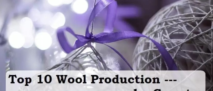 wool production