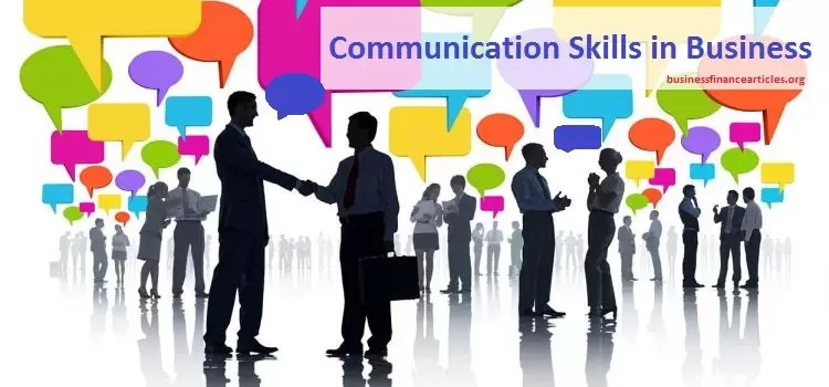 communication skills in business