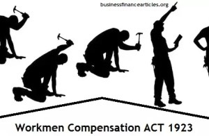 Workmen Compensation ACT 1923