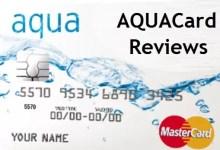 aqua credit card