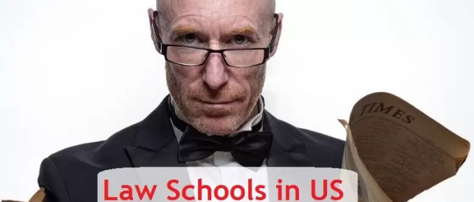law schools in US