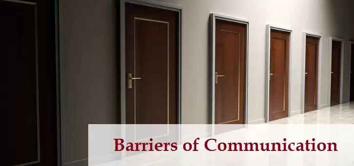 what are the barriers of communication