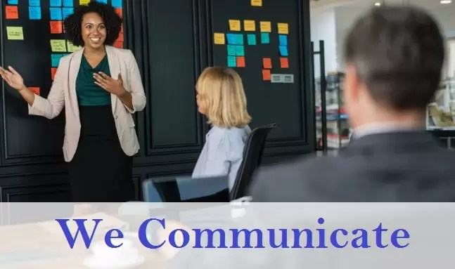 communication model
