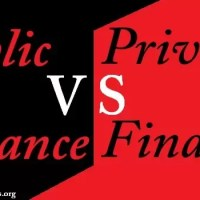 16 Major Difference between Public and Private Finance