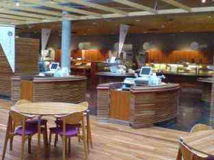 WELL RUNNING CAFETERIA FOR SALE IN SHARJAH