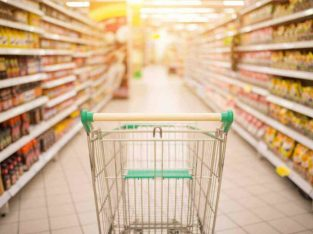 Average amount supermarket for sale in Dubai