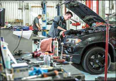 Car Garage business for sale in Dubai