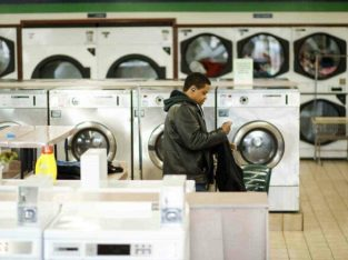 Well running laundry for sale in business bay Dubai